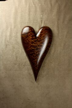 Wall Heart Wood Carving Personalized by TreeWizWoodCarvings, $110.00
