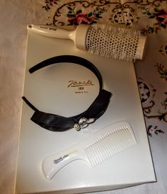 Euro Contest: Janeke 1830 Accessori per Capelli Made in Italy: Cerchietto di Velluto Nero e Promozione