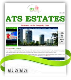 ATS Estates Designed by Jayam Web Solutions