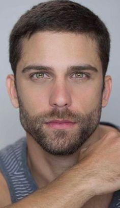 Hairy Hunks, Hunks Men, Hairy Men, Bearded Men, Face Men, Male Face, Beautiful Men Faces, Gorgeous Men, Stubble Beard