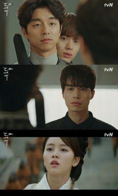 """'도깨비' 공유, 김소현 정체 묻는 이동욱에 """"내 누이"""""""