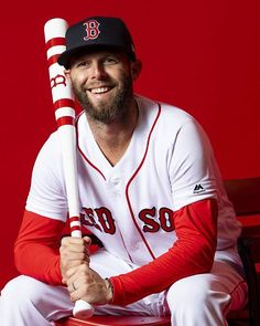 Yesterday, Red Sox coaches and players took part in team photo day, posing for portraits and video setups ahead of the 2019 season. Poses For Photos, Team Photos, Boston Red Sox Players, Ryan Sweeney, Dustin Pedroia, Team Photography, Boston Sports, Boston Strong, My Socks