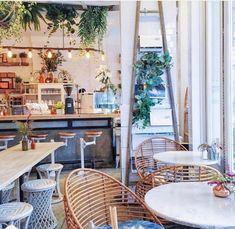 Brunch Cafe Design New York Ideas