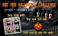 Hot for Halloween!! 21 Day Fix Challenge Group. Join me to lose 10 lbs by Halloween. It's going to be FUN! coachbethclark@outlook.com coachbethclark.blogspot.com
