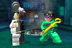 LEGO.com Videogames LEGO® Video Games - LEGO Batman - About The Game - Screenshots