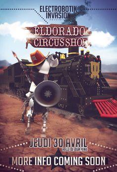 TOM HOLLAND @ ELDORADO CIRCUS SHOW 30/04/2015