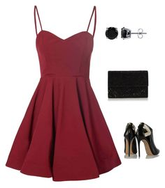 """""""Untitled #630"""" by netteskytte on Polyvore featuring BERRICLE, Casadei and Glamorous"""