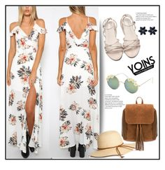 """""""YOINS"""" by elly-852 ❤ liked on Polyvore featuring Full Tilt, yoins, yoinscollection and loveyoins"""