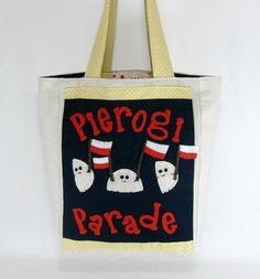 Pierogi Parade Purse!