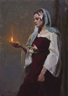 """A Full Lamp"" -- by Michael Malm Old Portraits, Portrait Paintings, Bride Quotes, Western Landscape, University Of Utah, Malm, New Artists, Figure Painting, Figurative Art"