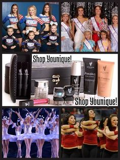 Keep yours and your childrens skin free of harsh chemicals in competitions. We are constantly wearing makeup...watch what we put in our mouth and on our skin! www.youniqueproducts.com/thankfulfarmersdaughter natural and organice