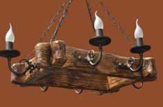 Кованая люстра ISFIR (725) сделана из дерева дуба с елементами ковки. Люстра хорошо подходит под любой стиль дома, дачи, ресторана. Купить Кованую люстру ISFIR вы можете в нашем интернет - супермаркета Mol.com.ua