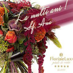 felicitare virtuala pentru Sfanta Ana - 9 septembrie https://www.floridelux.ro/
