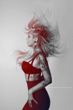 tattoo photography by Jake Raynor
