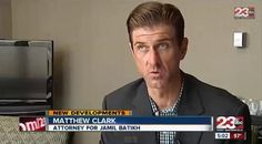 Catch CCS' Matt Clark on KERO-23 (ABC) chatting about a #caraccident case against #KernCounty. Go to http://bloggingforjustice.com for more.