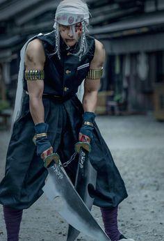Kimetsu no yaiba Cosplay Lindo, Cosplay Boy, Anime Cosplay Costumes, Cute Cosplay, Cosplay Outfits, Halloween Cosplay, Best Cosplay, Otaku Anime, Anime Manga