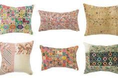 St. Frank's Artisan-Made Pillows