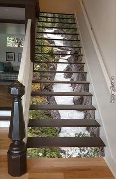 Harika Bir Merdiven Görseli