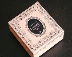 Ladurée, elegant packaging