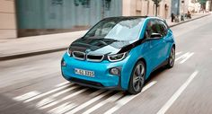2017 BMW i3 revealed with bigger battery, greater range - Previews - Driven