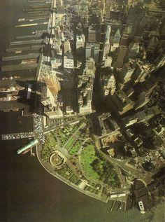 New York - History - Geschichte: Lower Manhattan - Special 3 - The 1960s