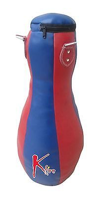#Kfire mma #leather - heavy duty #punching bag muay thai bowling pin design,  View more on the LINK: http://www.zeppy.io/product/gb/2/262162912926/