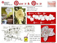 Painting the Roses Red - Behind the Scenes Proposal to pinterest. #altsf #juvenilehalldesign #pinterland