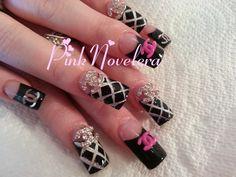 chanel nail designs 2014 - Google Search
