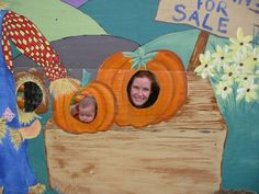 fall festival ideas | Fall Carnival or Harvest Festival Halloween Alternative
