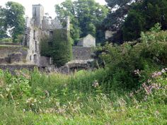 Kells Priory in County Tipperary - Built 1193