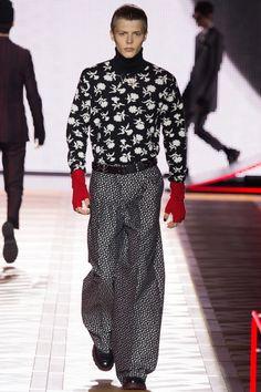 Dior Homme Fall 2016 Menswear Fashion Show