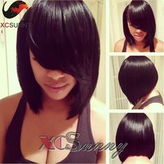 Find More Human Wigs Information about Hot sale!100% indian human hair 6A grade silk straight Bob hairstyle lace  front  Bob wigs bleached knots for black woman,High Quality hair lace wig,China hair lace front wigs Suppliers, Cheap hair slide from xcsunny wigs on Aliexpress.com