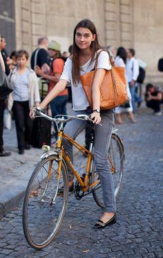 Moda de Rua: Bicicletas - Street Fashion: Bikes