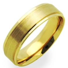 Platinum and 24k gold wedding band for men or women 4mm