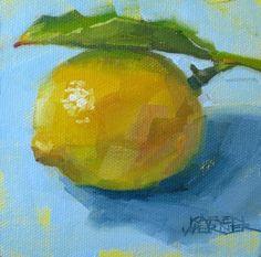 """Daily Paintworks - """"Untitled"""" - Original Fine Art for Sale - © Karen Werner"""