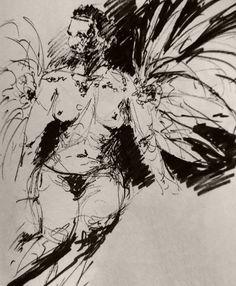 life drawing 27/01/2016, Adam Dawidowicz on ArtStation at https://www.artstation.com/artwork/xBDyO