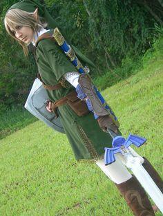 Legendary Hero by *Rei-Suzuki on deviantART, The Legend of Zelda, cosplay