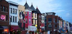 2012 DC Zeitgeist III 11758 by tedeytan, via Flickr - Adams Morgan Neighborhood, Washington DC USA