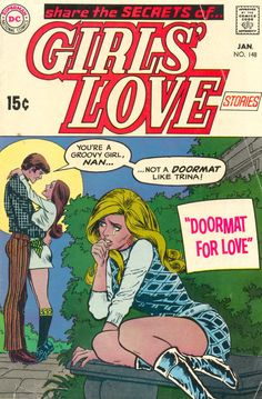 Sequential Crush: Friday Favorites - The Romance Comic Covers of Nick Cardy