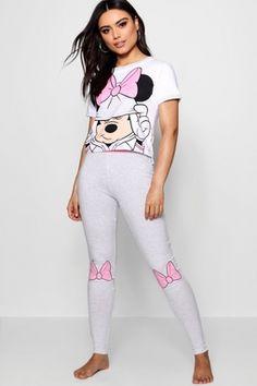 c39c1ab61e Minnie Legging Set Girls Sleepwear