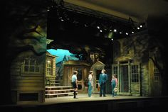 To Kill a Mockingbird - BLAIR MIELNIK SCENIC DESIGN