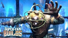 Master Designer Tim Baker Designs A Bioshock-themed Fish Tank For A Super-fan At…
