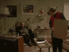 I'm so glad I found Father Ted on Pinterest. 22 Things We Learned from Father Ted