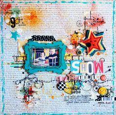Show time - Ebony