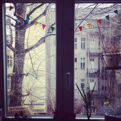 Winter in Berlin by Wesna Wilson