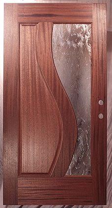 Z Textures Door Stained Leaded Glass Door By Sans