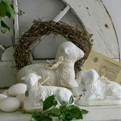 Easter by Fransk Vintage / Kiki