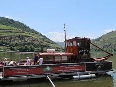 Passeio de barco Rabelo no rio Douro © Viaje Comigo Douro Portugal, Rio, Boating, Traveling, Traditional