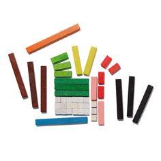 Barres des 10 - Le matériel idéal pour accompagner l'apprentissage de l'enfant - 9,95 €