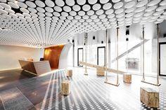 Innocean Headquarters Europe by Ippolito Fleitz Group, Frankfurt – Germany »…